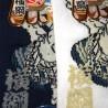 Chaussettes 5 orteils - Du 39 au 43 - Motif de Sumotori - Chaussettes doigts