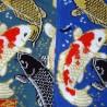 Chaussettes japonaises et chaussettes tabi - Du 39 au 43 - Motifs de carpes Koi