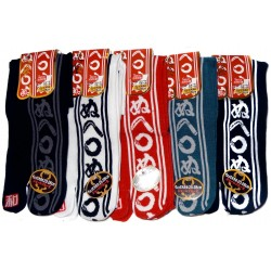 Short crew Tabi socks - Size 39 to 43 - Kamawanu print