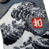 Tabi socks and Japanese cocks Size 39 to 43 - Hokusaï's Great Wave