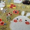 Usagi & Co stickers - Japanese and Korean stationery