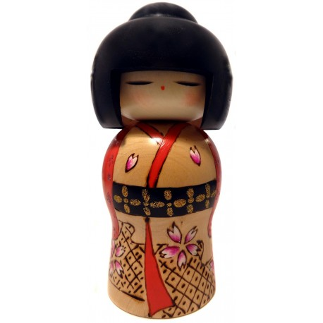 Kokeshi doll - Sakura no Utage - Japanese doll