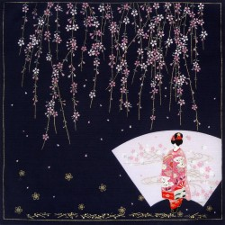 Furoshiki 50x50 - Maiko
