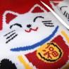 Chaussettes japonaises Tabi - Du 35 au 39 - Maneki Neko. Chaussettes avec orteils séparés