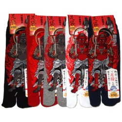Chaussettes japonaises tabi - Du 39 au 43 - Fudô Myôô
