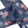 Chaussettes japonaises Tabi - Du 35 au 39 - Sakur. Chaussettes à orteils pour tongs.