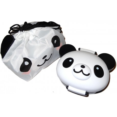 Bento Lunch box - Panda set