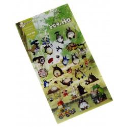 Totoro World stickers