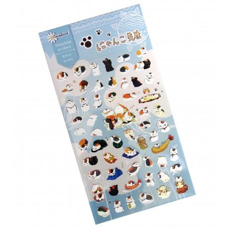 Kawaii Neko stickers
