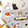 Stickers Kawaii Neko
