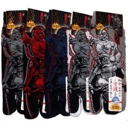 Tabi socks - Size 39 to 43 - Kongô-rikishi