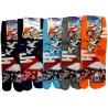 Tabi Japanese socks - Size 39 to 43 - Tsuru Fuji. Split toe socks.