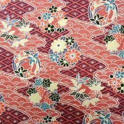Japanese Washi Yuzen paper - 97 x 67 cm