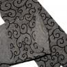 Short crew Tabi socks - Size 39 to 43 - Karakusa patterns. Japanese s^lit toes socks.