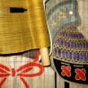 Hanging tapestry - Kabuto - 30x71