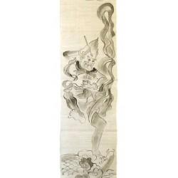Slim hanging tapestry - Yasha
