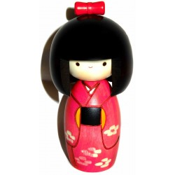 Kokeshi doll - Spring breeze
