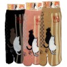 Tabi socks - Size 35 to 39 - Cats prints. Split toes Japanese socks.