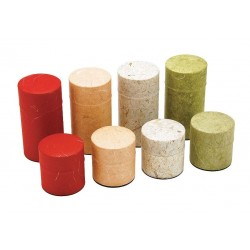 Airtight tea canister - Washi