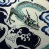 Tenugui réversible - Unkai ni Ryu