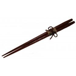 Senna siamea wood chopsticks - 23.5 cm