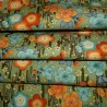 Textile cut 200 x 110 cm - Ume print