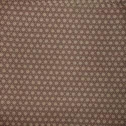 Tissu 200 x 110 cm - Motifs Asanoha
