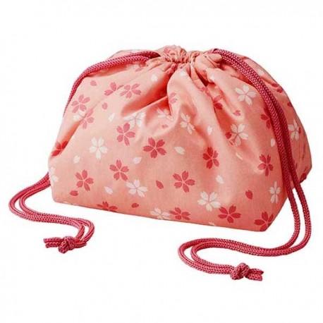 Sakura cool Bento lunch bag. Bento lunchbox accessorties.