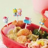 Bento accessories - Spring summer decorative picks. Kitchen accessories.
