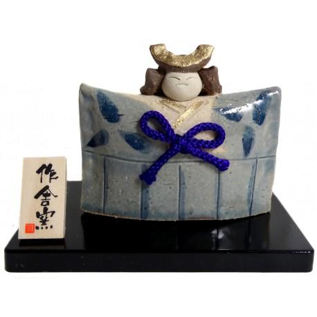 Samurai Wamusha - Fête des garçons. Objets de décoration japonaise.