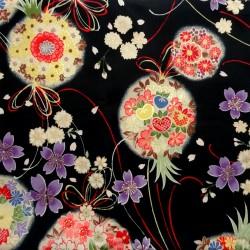 Tissu 200 x 110 cm - Motifs floraux