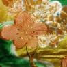 Iro-uchikake - Kimono de mariage - Motifs Shôchikubai et grues