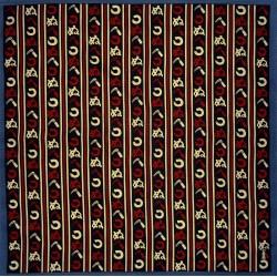 Furoshiki tissu 50x50 - Motifs Kamawanu