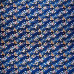 Furoshiki 67x67 bleu - Sakura
