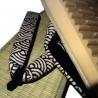 Rice straw Setta - 30 cm. Japanese zori flip flop