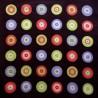 Furoshiki 70x70 - Bangasa. Tissus et textile japonais