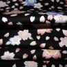 Carré de tissu japonais 52 x 52 - Sakura