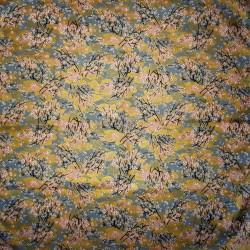 Carré de tissu 52 x 52 - Branche de Sakura