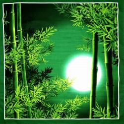 Furoshiki cloth 50x50 - Bamboos