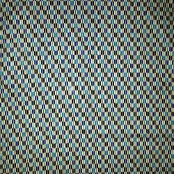 Carré de tissu 52 x 52 bleu - Motifs Yagasuri