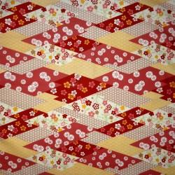 Japanese cloth 52x52 - Floral prints