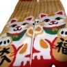 Chaussettes Tabi mi-mollet - Du 35 au 39 - Maneki Neko. Chaussettes pour tongs et sandales.