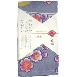 Serviette en gaze 90x34 cm - Tsuki Shiro