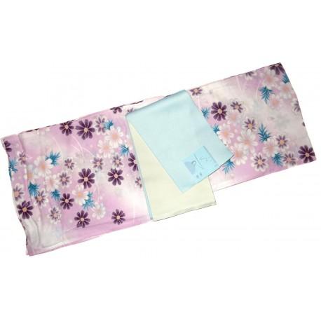 Women's Japanese Yukata kimono  - Set 338