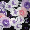 Women's Yukata - Set 342. Japanese summer kimono.