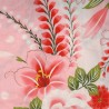 Yukata femme - Set 343. kimono japonais d'été en coton