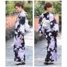Women's Yukata - Set 347. Japanese summer kimono.