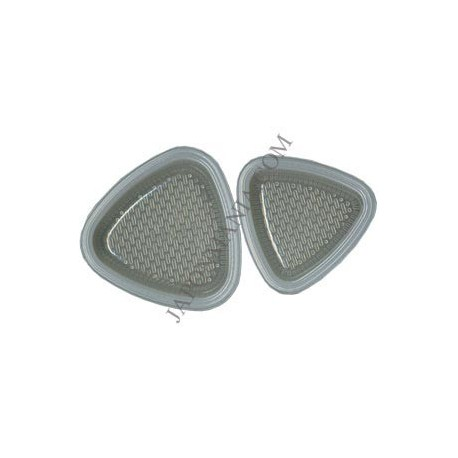 Triangular shaped nigiri moulds - 2 size